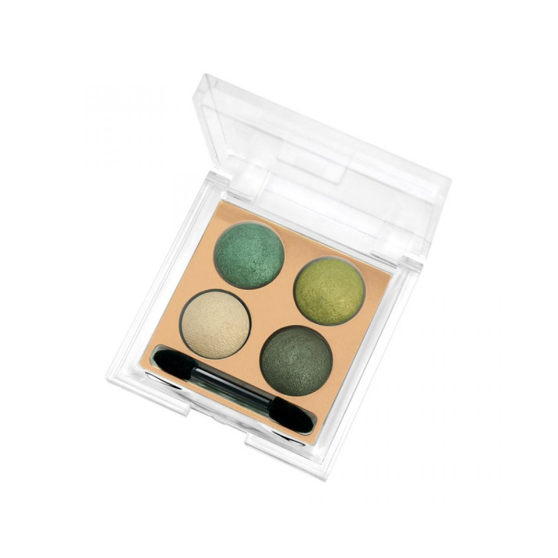 Wet & Dry Eyeshadow - Cienie do powiek na mokro -05 - Golden Rose