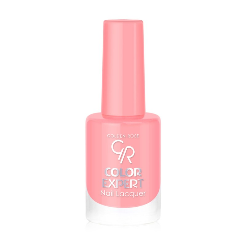 Color Expert Nail Lacquer-64- Trwały lakier do paznokci - Golden Rose