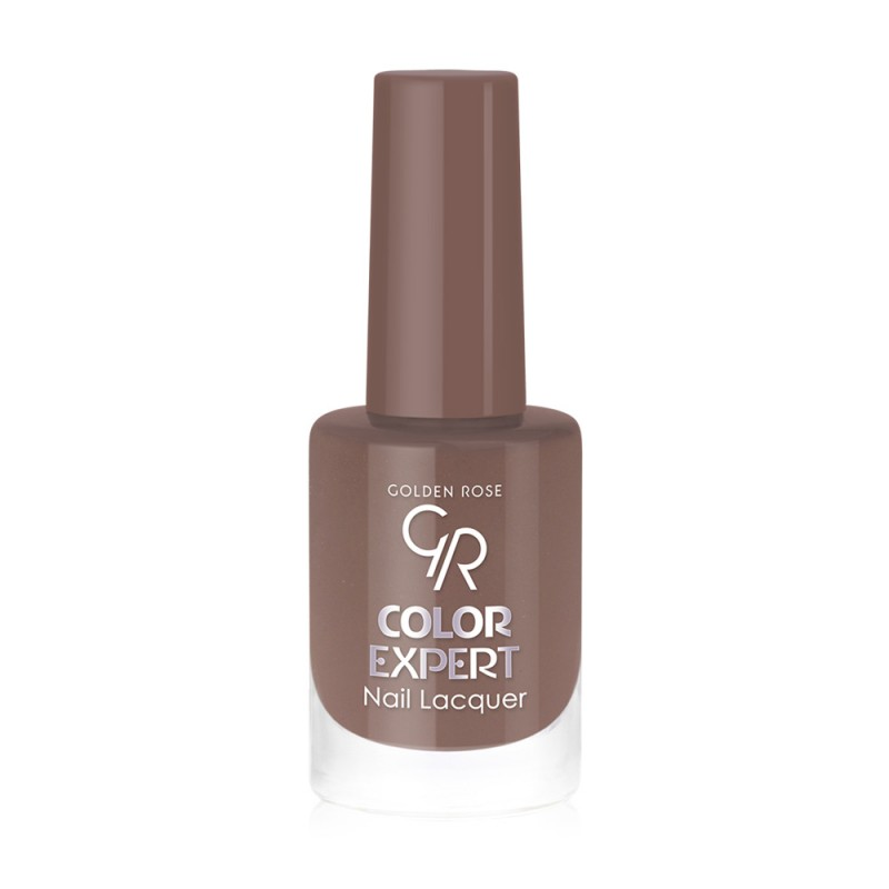 Color Expert Nail Lacquer-72- Trwały lakier do paznokci - Golden Rose