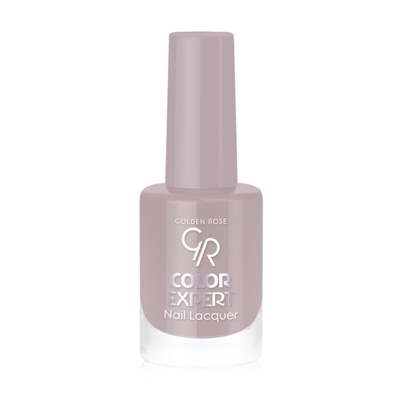 Color Expert Nail Lacquer-76- Trwały lakier do paznokci - Golden Rose