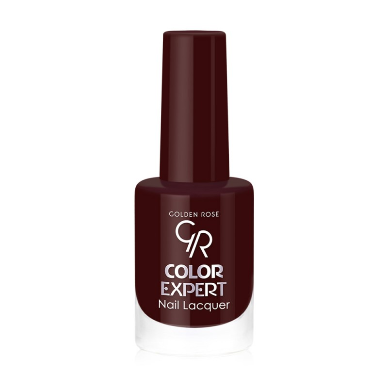Color Expert Nail Lacquer-80- Trwały lakier do paznokci - Golden Rose