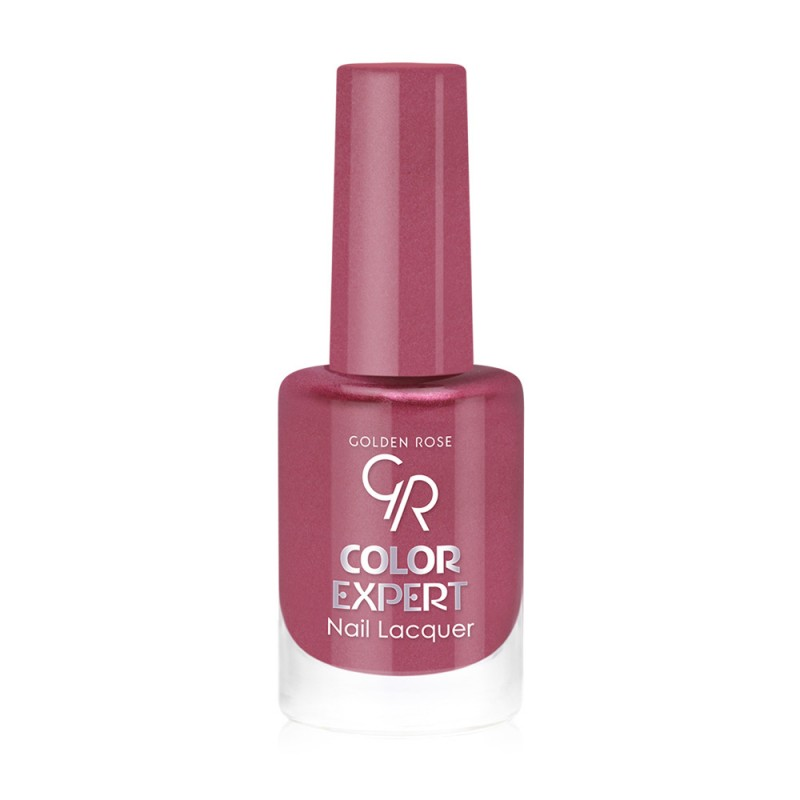 Color Expert Nail Lacquer-81- Trwały lakier do paznokci - Golden Rose