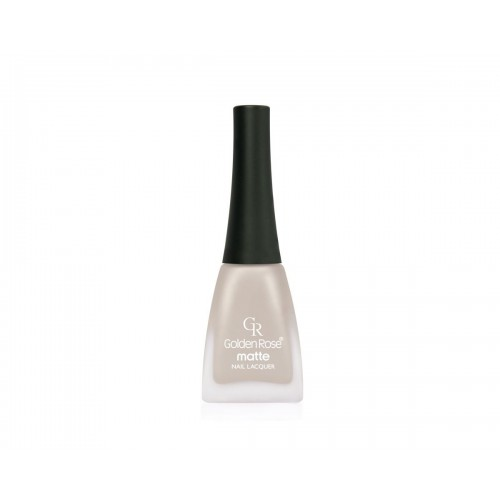 Golden Rose Matte Nail Lacquer 20 Matowy lakier do paznokci