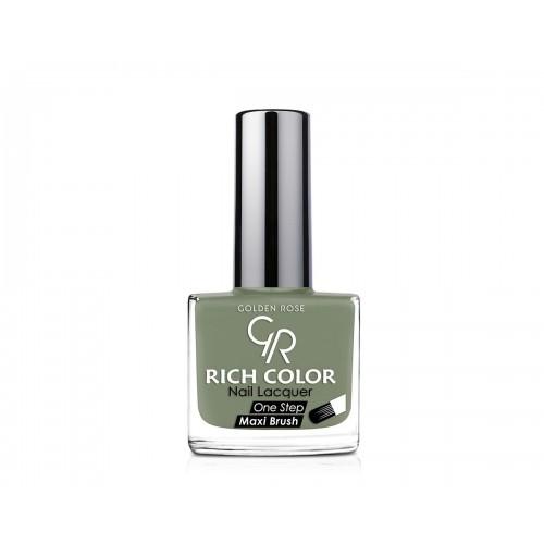 Rich Color Nail Lacquer - Trwały lakier do paznokci - 112 - Golden Rose
