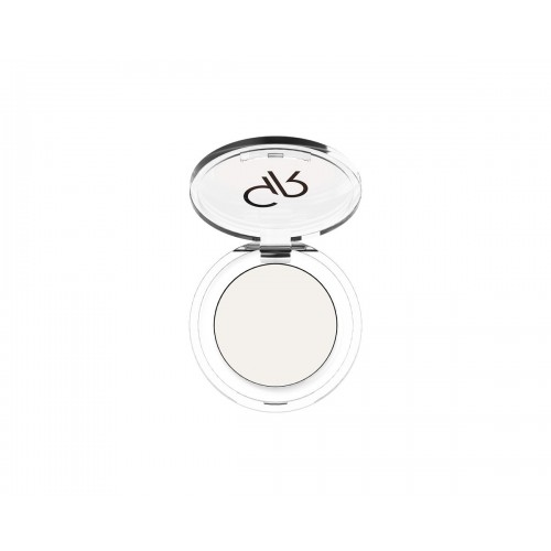 Soft Color Matte Mono Eyeshadow - Matowy cień do powiek - 01 - Golden Rose