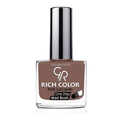 Rich Color Nail Lacquer - Trwały lakier do paznokci - 114 - Golden Rose