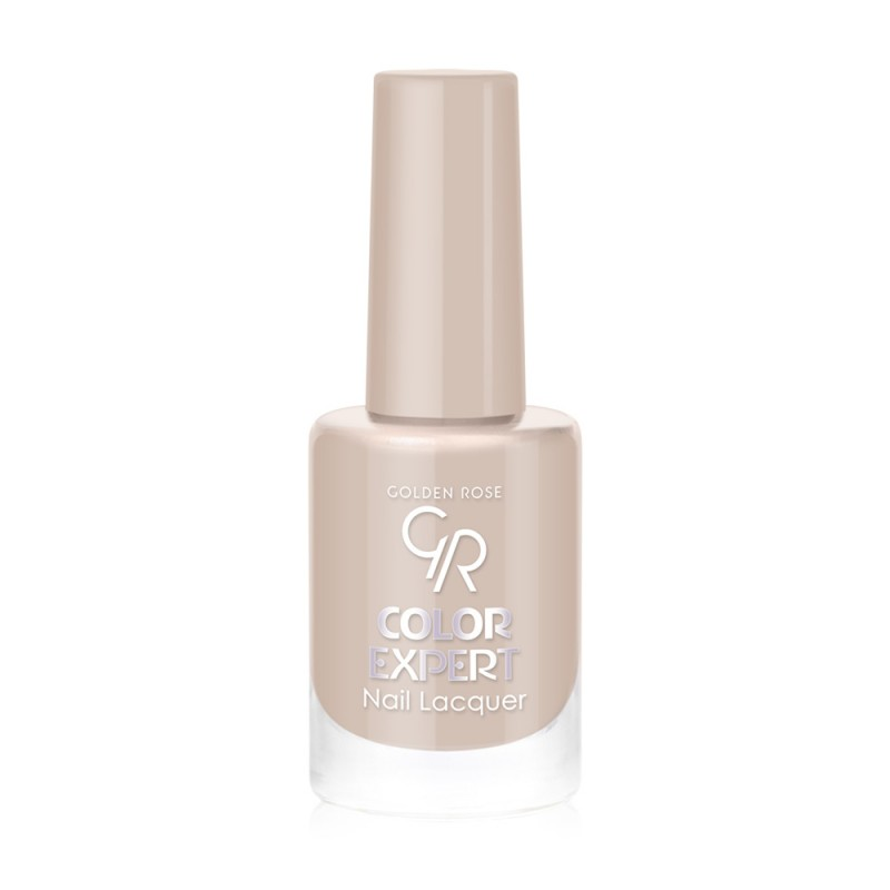 Color Expert Nail Lacquer-100- Trwały lakier do paznokci - Golden Rose