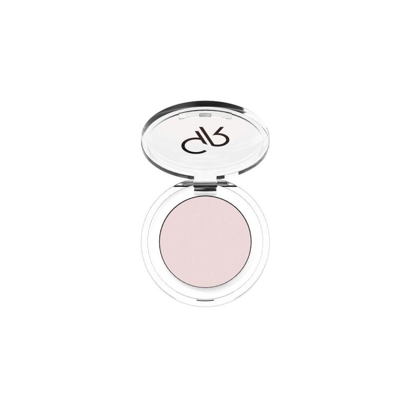 Soft Color Matte Mono Eyeshadow - Matowy cień do powiek - 03 - Golden Rose