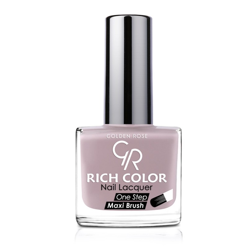 Rich Color Nail Lacquer - Trwały lakier do paznokci - 120 - Golden Rose