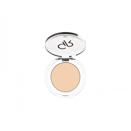 Soft Color Matte Mono Eyeshadow - Matowy cień do powiek - 04 - Golden Rose