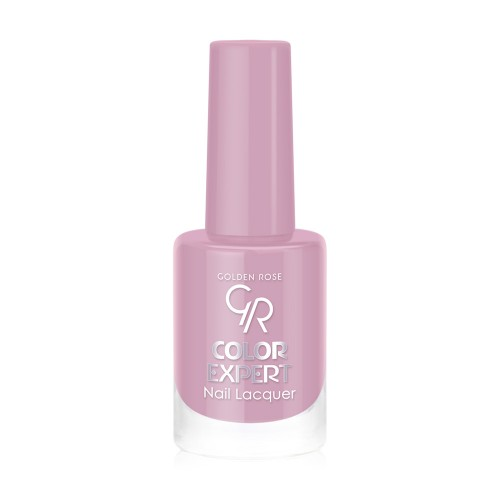 Color Expert Nail Lacquer-107- Trwały lakier do paznokci - Golden Rose