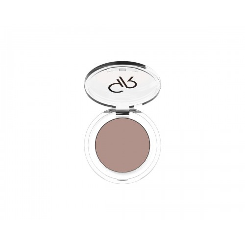 Soft Color Matte Mono Eyeshadow - Matowy cień do powiek - 05 - Golden Rose