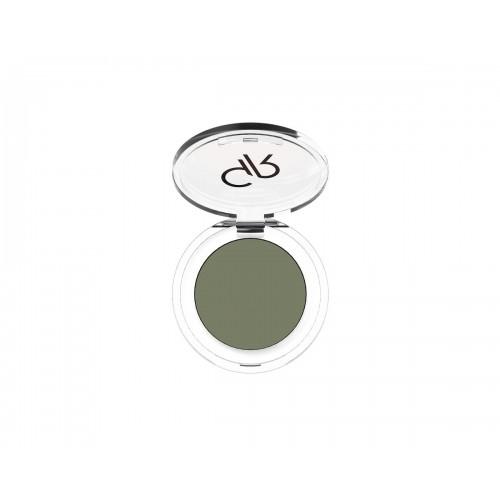 Soft Color Matte Mono Eyeshadow - Matowy cień do powiek - 06 - Golden Rose