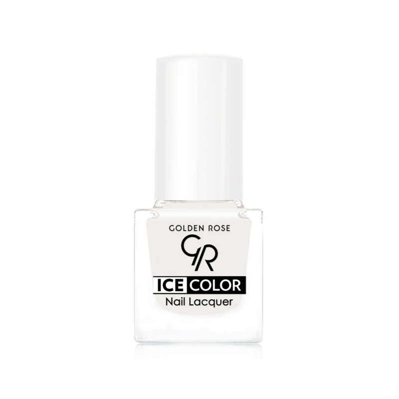 Ice Color Nail Lacquer – Lakier do paznokci - 102- Golden Rose