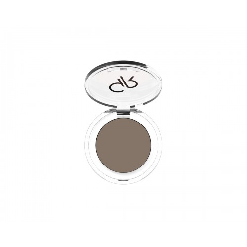 Soft Color Matte Mono Eyeshadow - Matowy cień do powiek - 07 - Golden Rose
