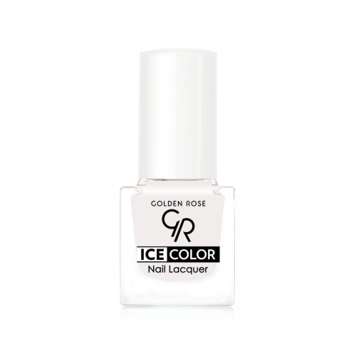 Ice Color Nail Lacquer – Lakier do paznokci - 103 - Golden Rose