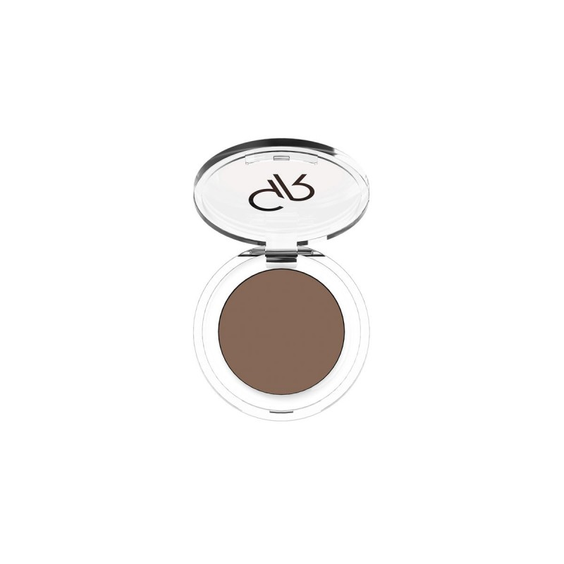 Soft Color Matte Mono Eyeshadow - Matowy cień do powiek - 08 - Golden Rose