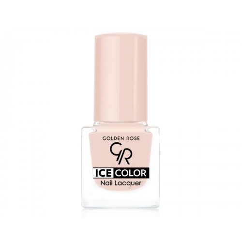 Ice Color Nail Lacquer – Lakier do paznokci - 104 - Golden Rose
