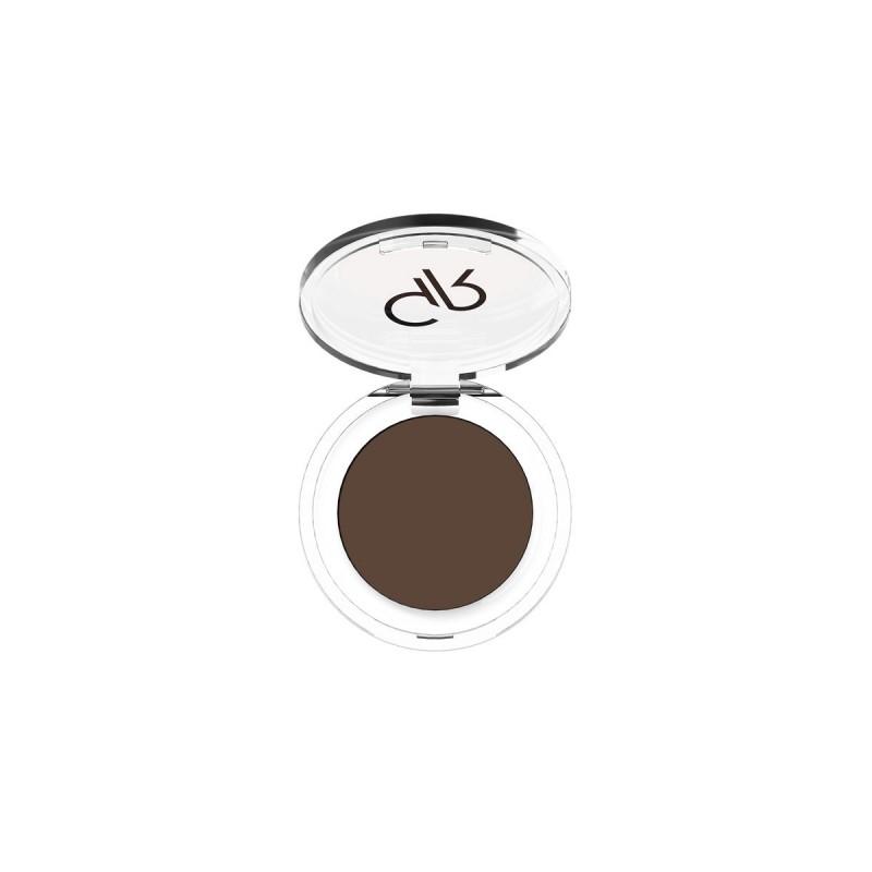Soft Color Matte Mono Eyeshadow - Matowy cień do powiek - 09 - Golden Rose
