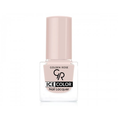 Ice Color Nail Lacquer – Lakier do paznokci - 105 - Golden Rose