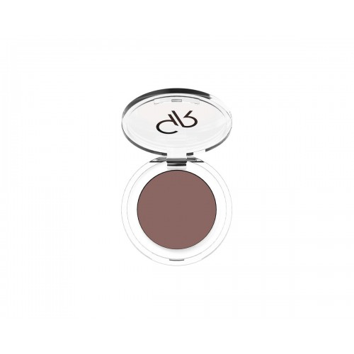 Soft Color Matte Mono Eyeshadow - Matowy cień do powiek - 10 - Golden Rose