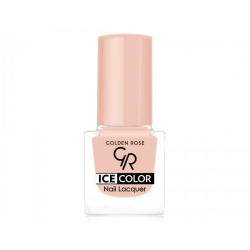 Ice Color Nail Lacquer – Lakier do paznokci - 106 - Golden Rose