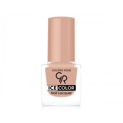 Ice Color Nail Lacquer – Lakier do paznokci - 107 - Golden Rose