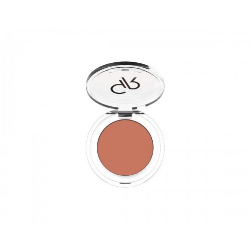 Soft Color Matte Mono Eyeshadow - Matowy cień do powiek - 11 - Golden Rose