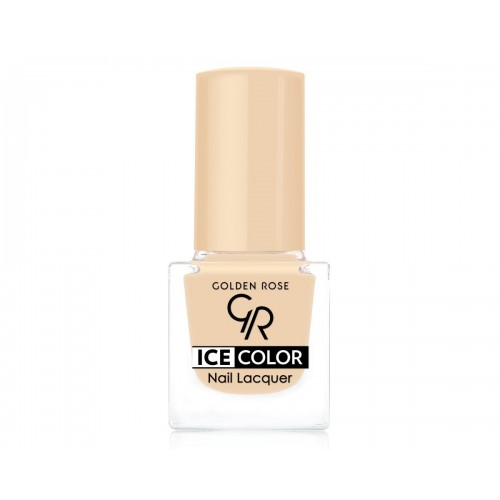 Ice Color Nail Lacquer – Lakier do paznokci - 108 - Golden Rose