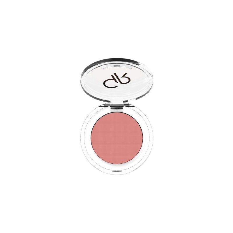 Soft Color Matte Mono Eyeshadow - Matowy cień do powiek - 13 - Golden Rose