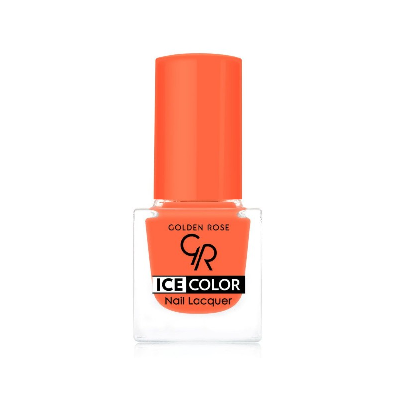 Golden Rose Ice Color Nail Lacquer 110 Lakier do paznokci