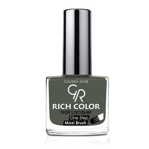 Rich Color Nail Lacquer - Trwały lakier do paznokci - 151 - Golden Rose