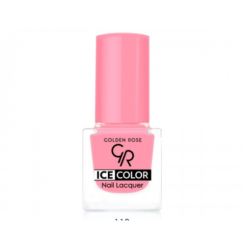Ice Color Nail Lacquer – Lakier do paznokci - 113 - Golden Rose