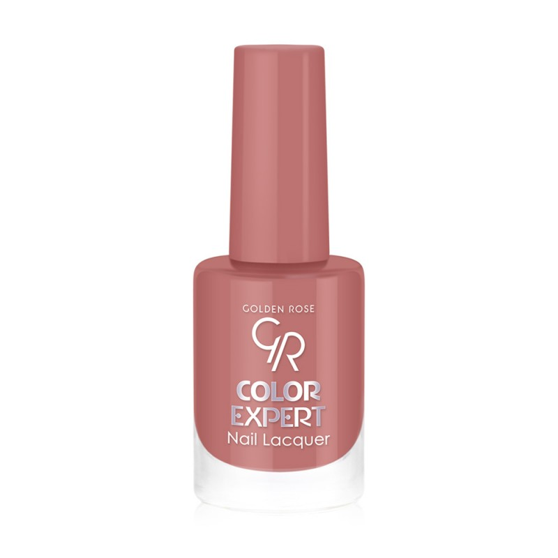 Color Expert Nail Lacquer-119- Trwały lakier do paznokci - Golden Rose