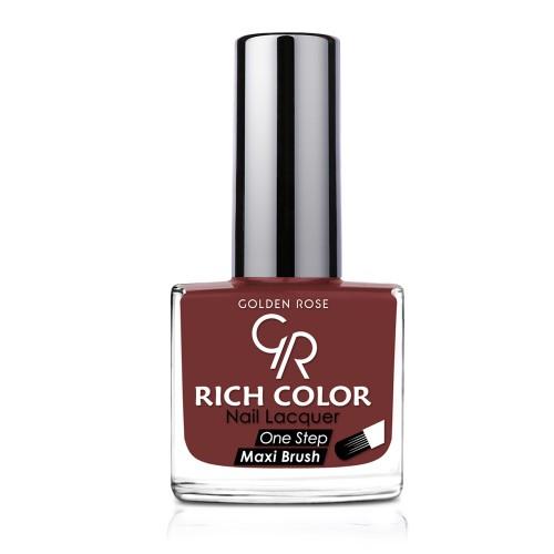 Golden Rose Rich Color Nail Lacquer 156 Trwały lakier do paznokci