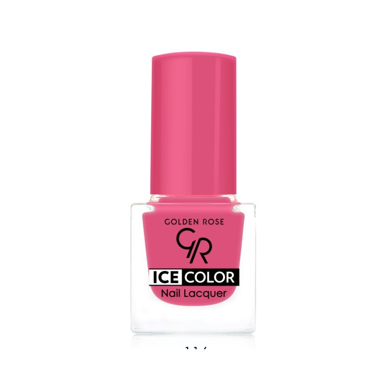 Golden Rose Ice Color Nail Lacquer 116 Lakier do paznokci