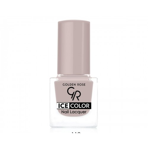 Ice Color Nail Lacquer – Lakier do paznokci - 119 - Golden Rose