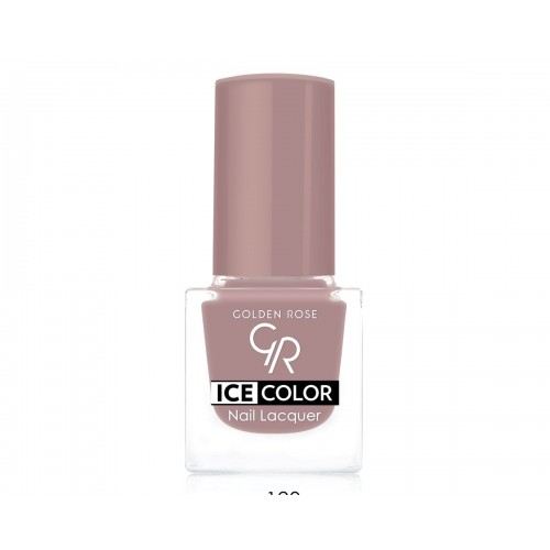 Ice Color Nail Lacquer – Lakier do paznokci - 120 - Golden Rose