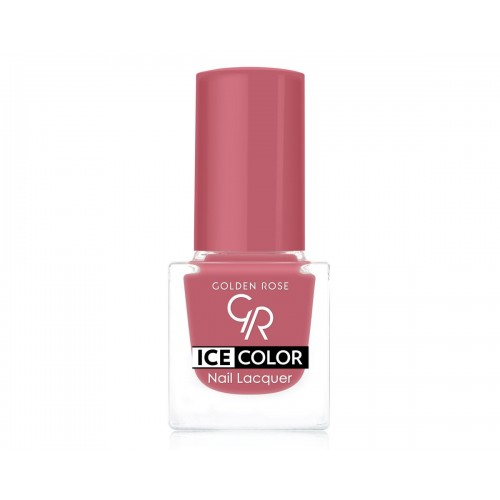 Ice Color Nail Lacquer – Lakier do paznokci - 121 - Golden Rose