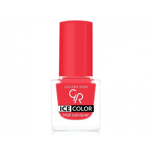 Ice Color Nail Lacquer – Lakier do paznokci - 122 - Golden Rose