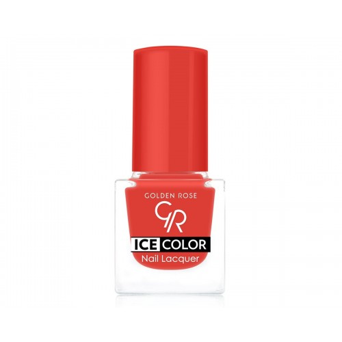 Ice Color Nail Lacquer – Lakier do paznokci - 123 - Golden Rose