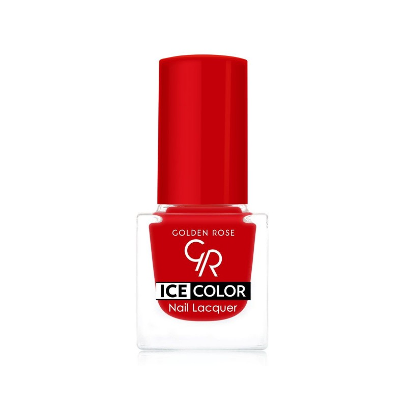 Golden Rose Ice Color Nail Lacquer 124 Lakier do paznokci