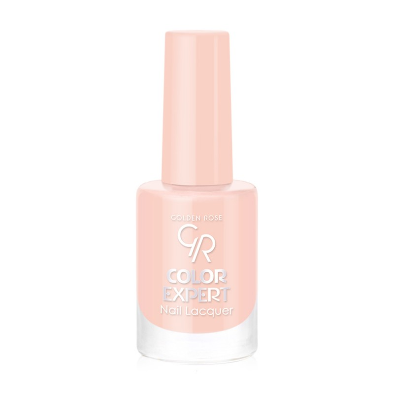 Color Expert Nail Lacquer-125- Trwały lakier do paznokci - Golden Rose