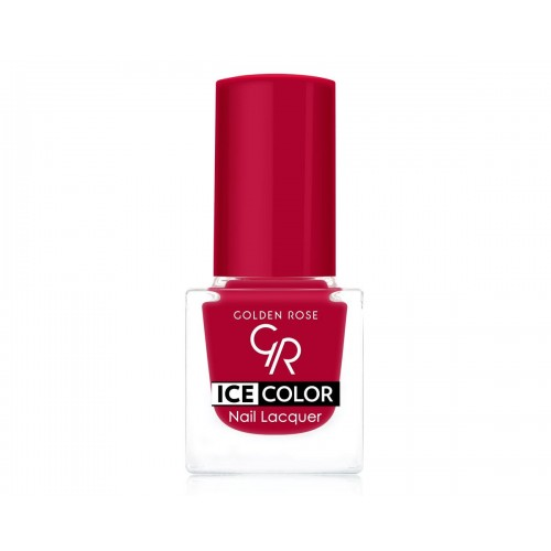 Ice Color Nail Lacquer – Lakier do paznokci - 125 - Golden Rose