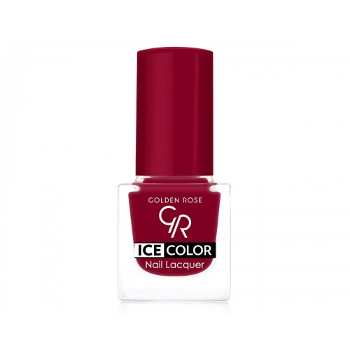 Ice Color Nail Lacquer – Lakier do paznokci - 126 - Golden Rose