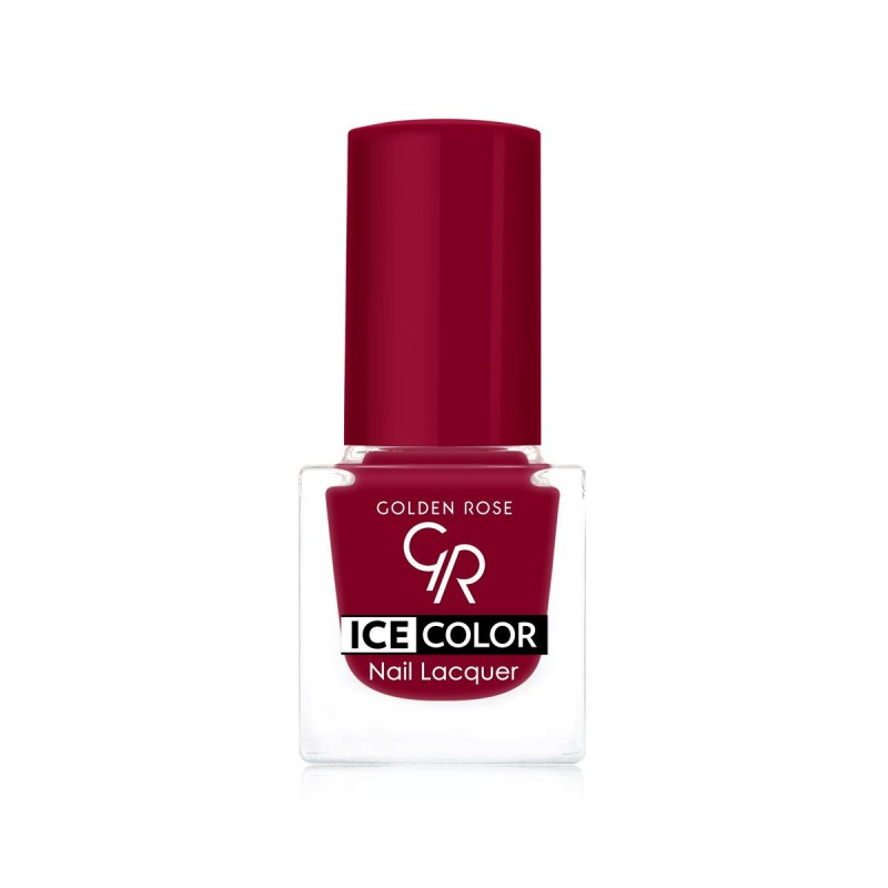 Golden Rose Ice Color Nail Lacquer 126 Lakier do paznokci