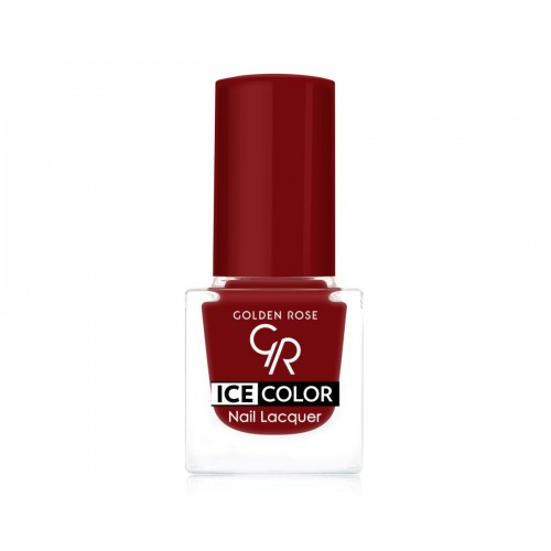 Ice Color Nail Lacquer – Lakier do paznokci - 127 - Golden Rose