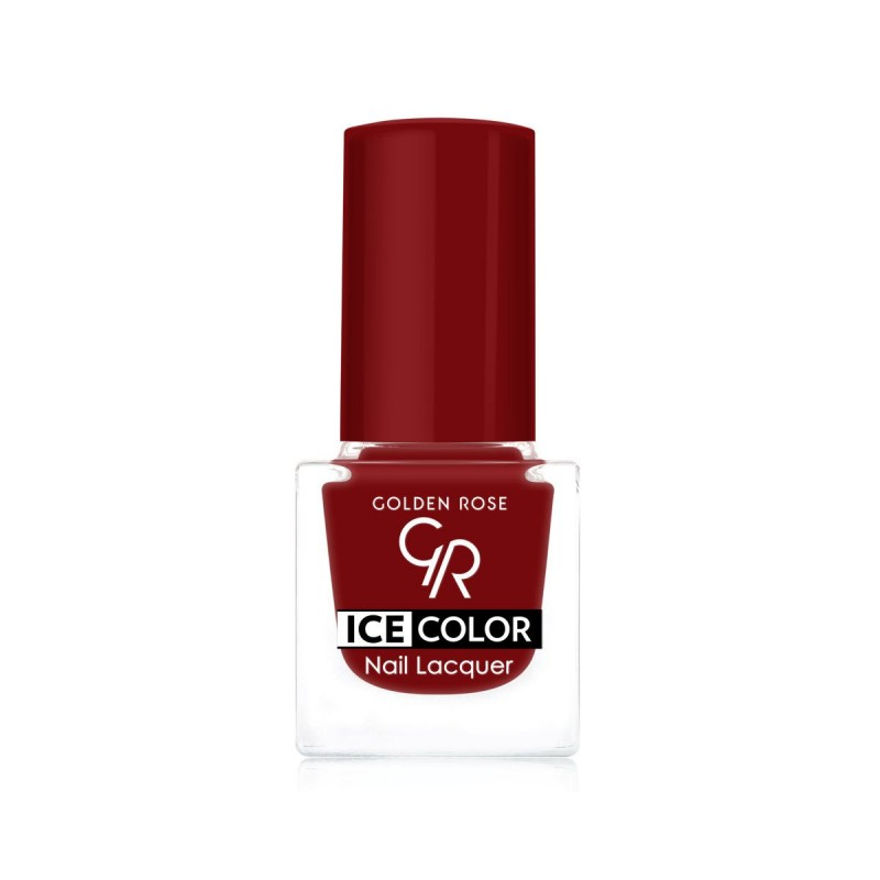 Golden Rose Ice Color Nail Lacquer 127 Lakier do paznokci