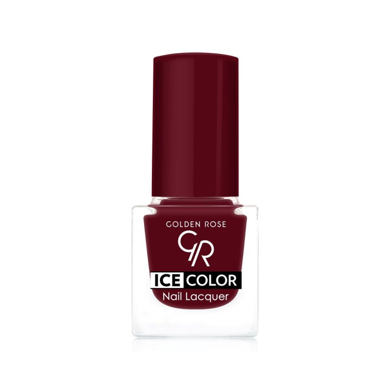Ice Color Nail Lacquer – Lakier do paznokci - 129 - Golden Rose