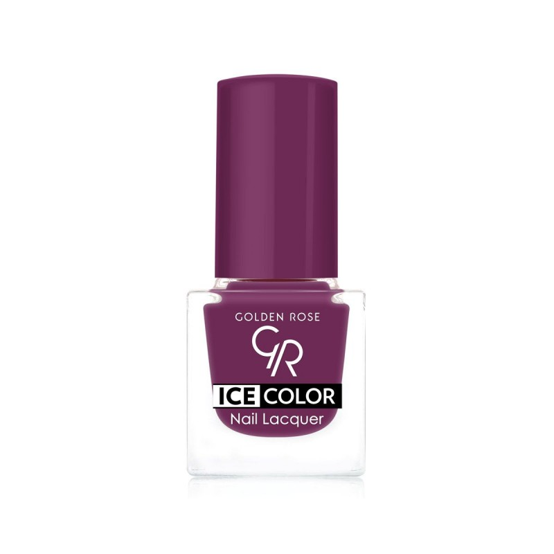 Golden Rose Ice Color Nail Lacquer 130 Lakier do paznokci
